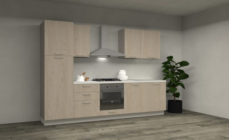 Offer kitchens